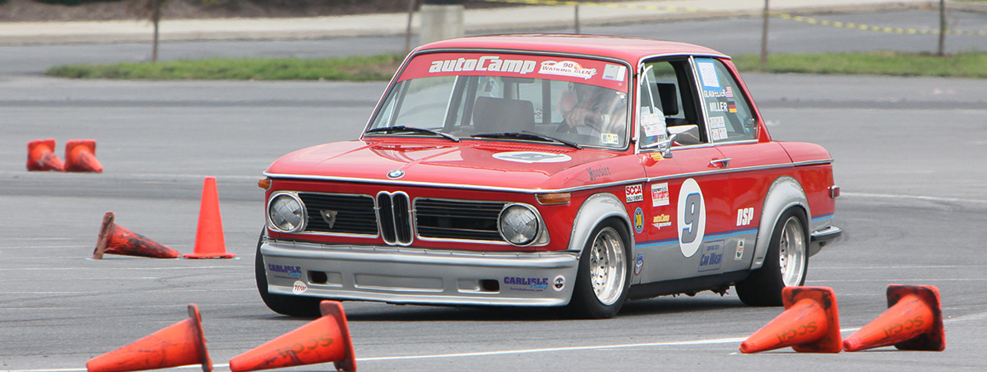 <p>Name: Vince Gladfelter From: Mechanicsburg, PA Runs: Autocross, Road Racing, Hillclimb Drives: Vintage race, autocross and hillclimbs a 1972 BMW 2002TII in FSP and Group 8 in SVRA. Autocross 2006 Mini Cooper, also co-drives in some road racing and hillclimbing in Bill Miller III 2001 Audi S4 in ITE. Member [&hellip;]</p>