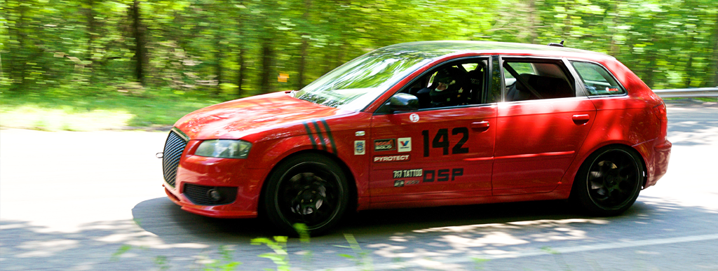 <p>Name:Jason Fraley From:Dillsburg, PA Runs:Jason runs autocross, hillclimb and time trials. Next year, he&#8217;slooking to get the family road race car back on the track &amp;take some time to do a few rallycrosses. Drives: Currently, Jason runs a 2006 Audi A3 #142 in DSP. He is also working on a [&hellip;]</p>