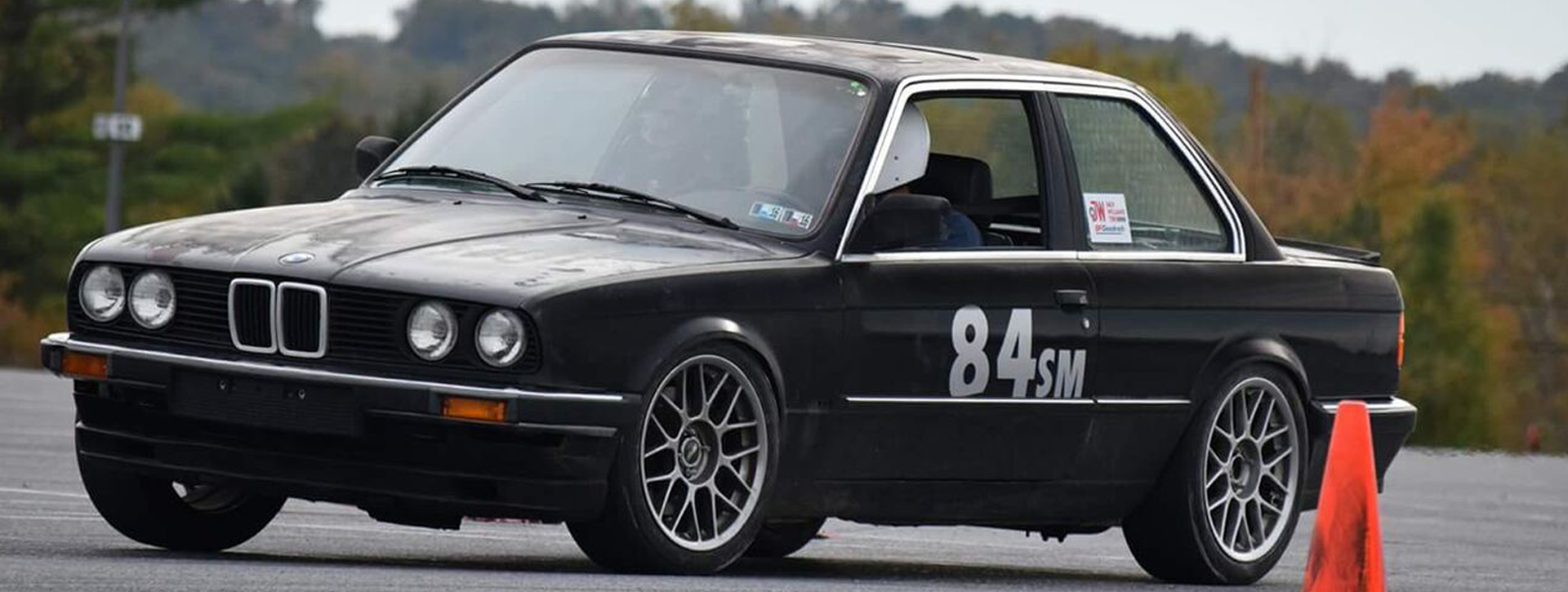 <p>Name: Brian Holmes From: Newport, PA Runs: Currently, Brian runs autocross. He is hoping to get into the rallycross and time trial events in the next year or two. Drives: Currently, Brian runs a 1984 BMW 318/E30 under number 84 in SM. Member since: 2015 Brian&#8217;s first exposure to running autocross was in the [&hellip;]</p>
