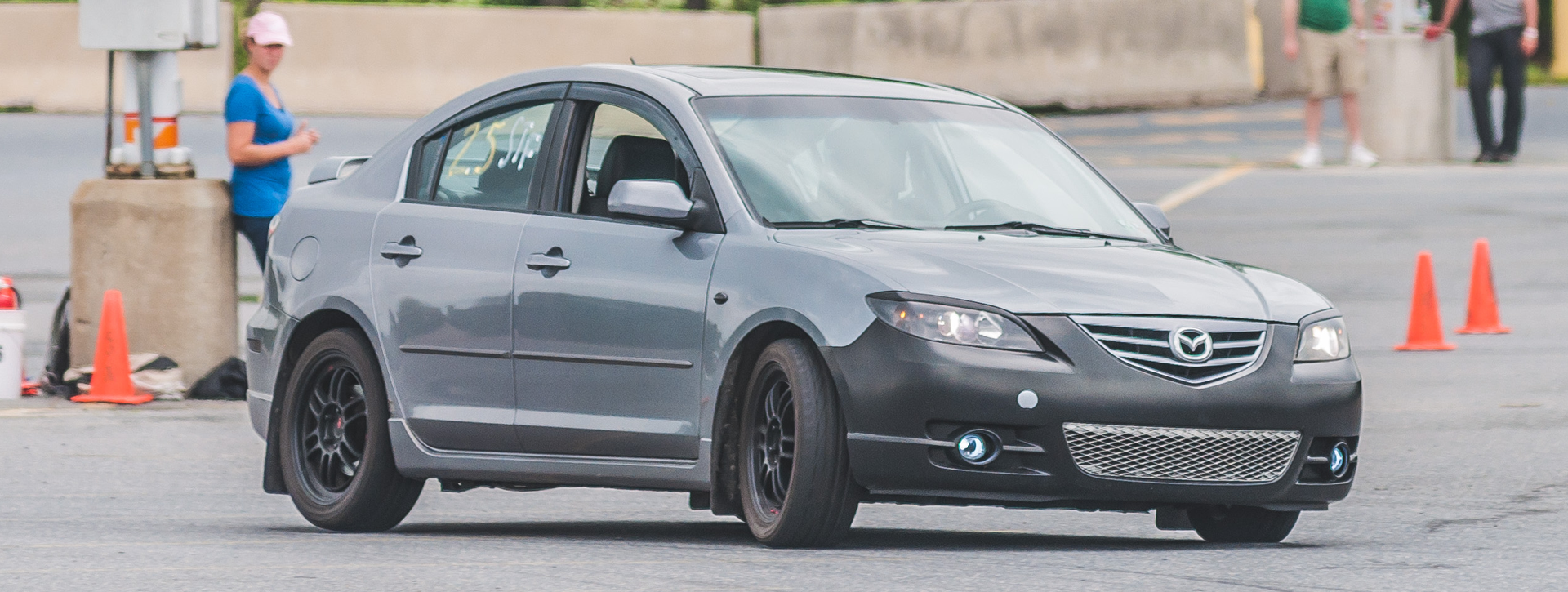 <p>Name: Darian Taggart From: East Earl, PA Runs:Autocross Drives: 2005 Mazda 3 in the STF class Member Since: Early 2016 You may have seen Darian around one of the many AX events from last year but you may not know his background. Darian has spent his life living in Lancaster [&hellip;]</p>