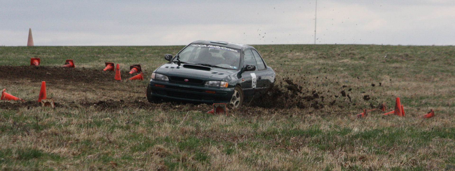 <p>Name: John Roscinski From: Carlisle, PA Runs: RallyCross and occasionally AutoCross Drives: 1996 Subaru Impreza in MA Class (Modified All Wheel Drive) MemberSince: 2010 &nbsp; If you have attended any Susquehanna RallyCross event in the last few years you are sure to have run into our RallyCross Chairperson, John Roscinski. [&hellip;]</p>
