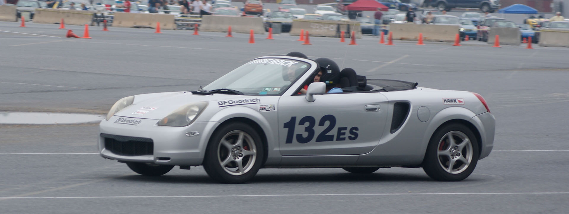 <p>Name: Melissa Mauro From: Harrisburg, PA Runs: Autocross Drives: 2001 Toyota MR2 Member Since: 2016 If you have been to any of the Susquehanna Region's AutoCross events in 2017, you likely ran into Melissa at registration. If you haven't run into her yet you will soon. Starting this month Melissa is [&hellip;]</p>