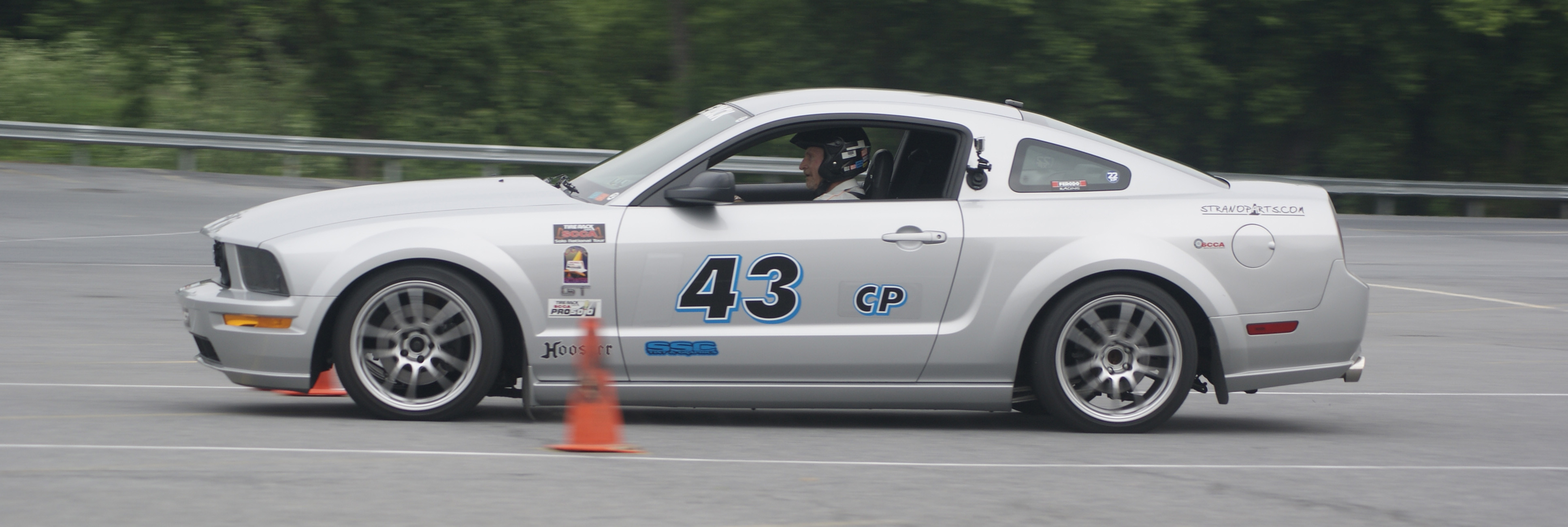 <p>Name: Dennis Latshaw From: Hanover, PA Runs: AutoCross Drives: 2006 Ford Mustang in CP Class MemberSince: 2008 Dennis and Derek Latshaw run the Susquehanna SCCA Novice Program. We couldn't ask for anyone better to lead the novice charge than these two men. When asked to be the member spotlight Dennis [&hellip;]</p>