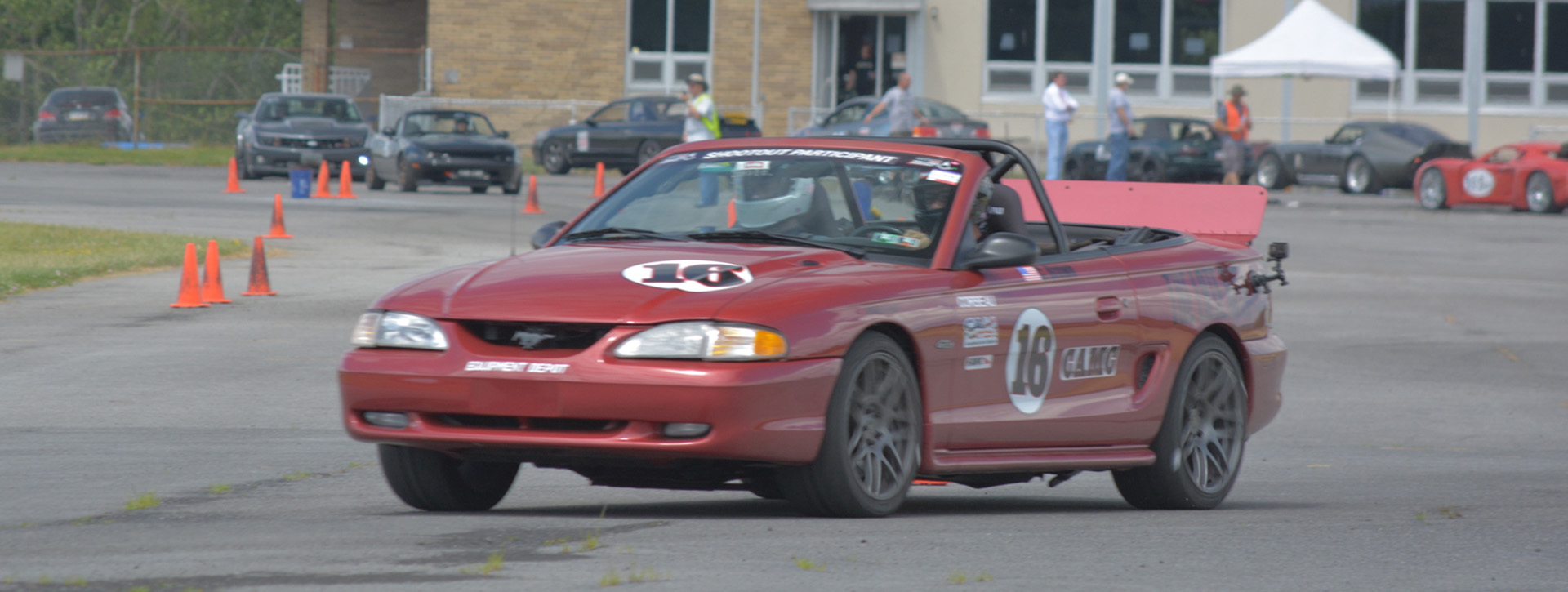 <p>Name: Christopher Brown From: York Haven, PA Runs: SCCA AutoCross Drives: 1997 Ford Mustang GT in CAM-C class Member Since: 2016 If you ran with us in 2017 you are sure to have seen Chris around the events. When we asked him to talk about this AX experiences he had the [&hellip;]</p>
