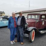 First Place winners in Local class David & Nancy Bivens, 1931 Ford