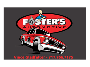 Fosters Automotive Sponsor