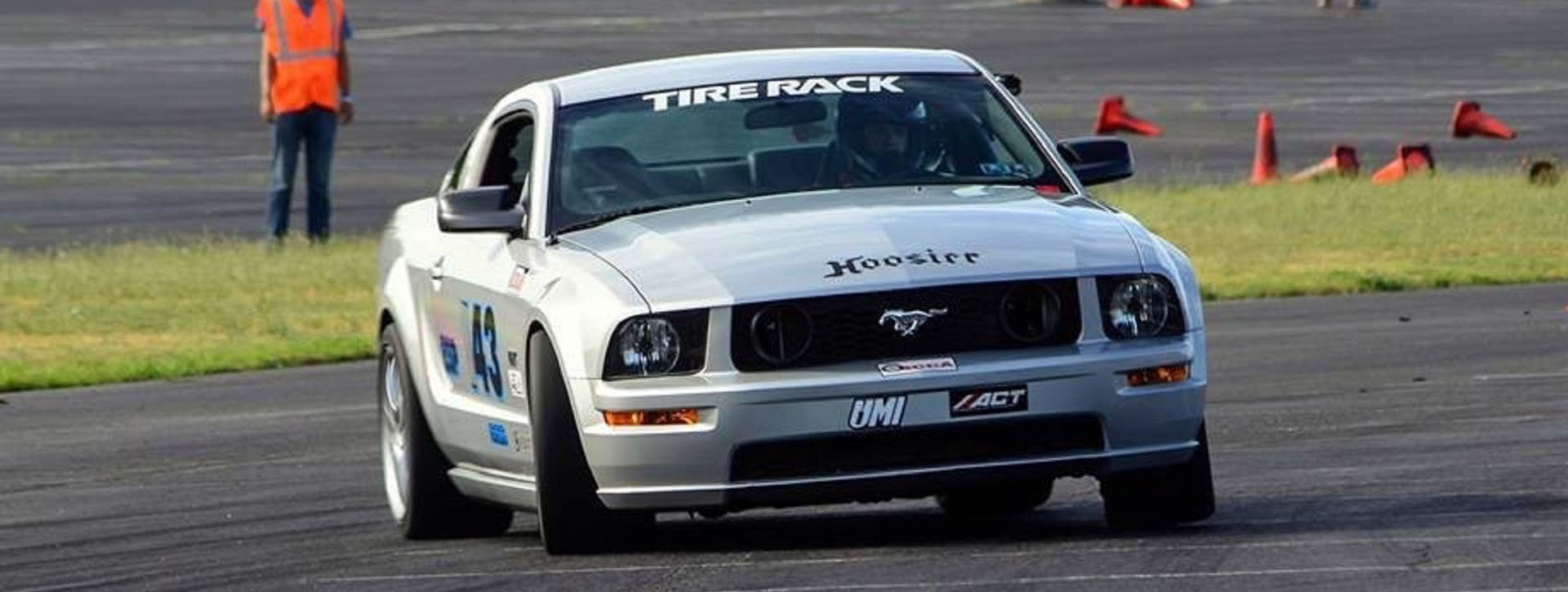 <p>Name: Jason Felty From: Shermansdale, PA Runs: SCCA AutoCross and Motocross Drives: 2006 Mustang GT in CP (thanks to the Latshaws), 2002 Lexus IS300 in DSP, and coming soon a 2006 Corvette Z06 in SSM Member Since: 2009 If you attended the 2017 Awards Banquet you are sure to have seen […]</p>